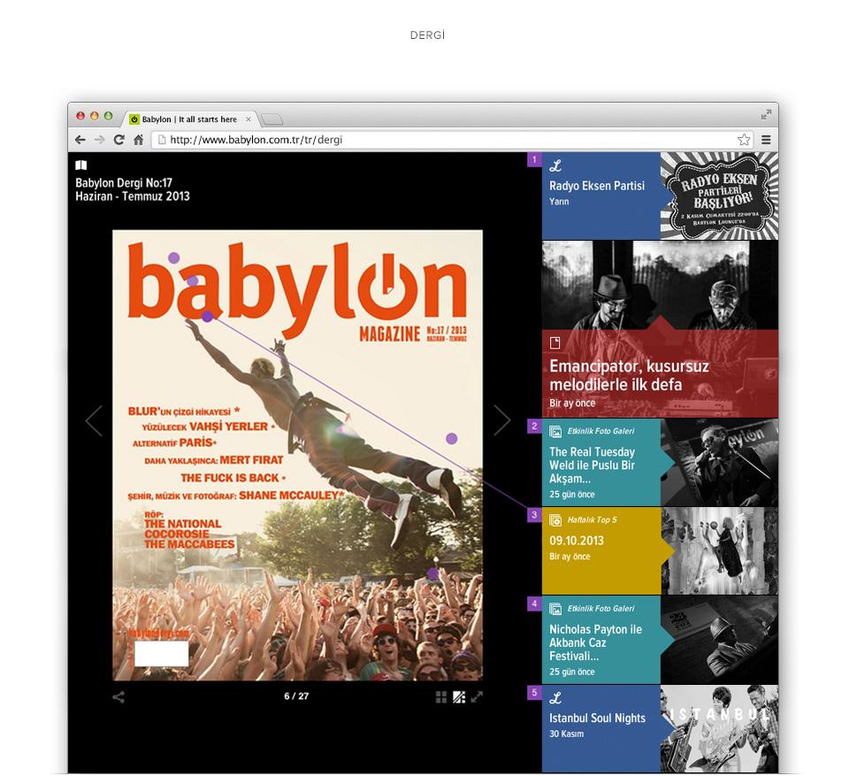 Babylon dergi