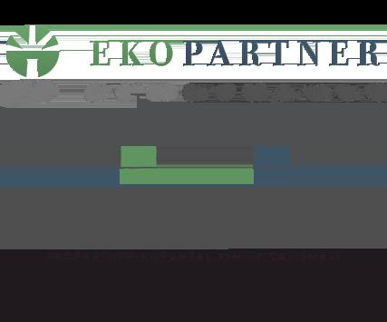 EkoPartner logo ve kurumsal kimlik çalışmaları