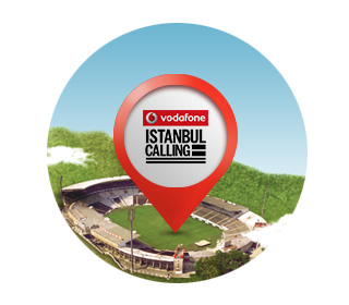 Vodafone Istanbul Calling