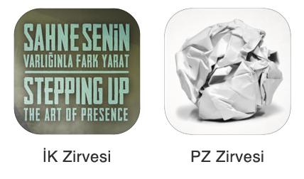 Zirve logoları