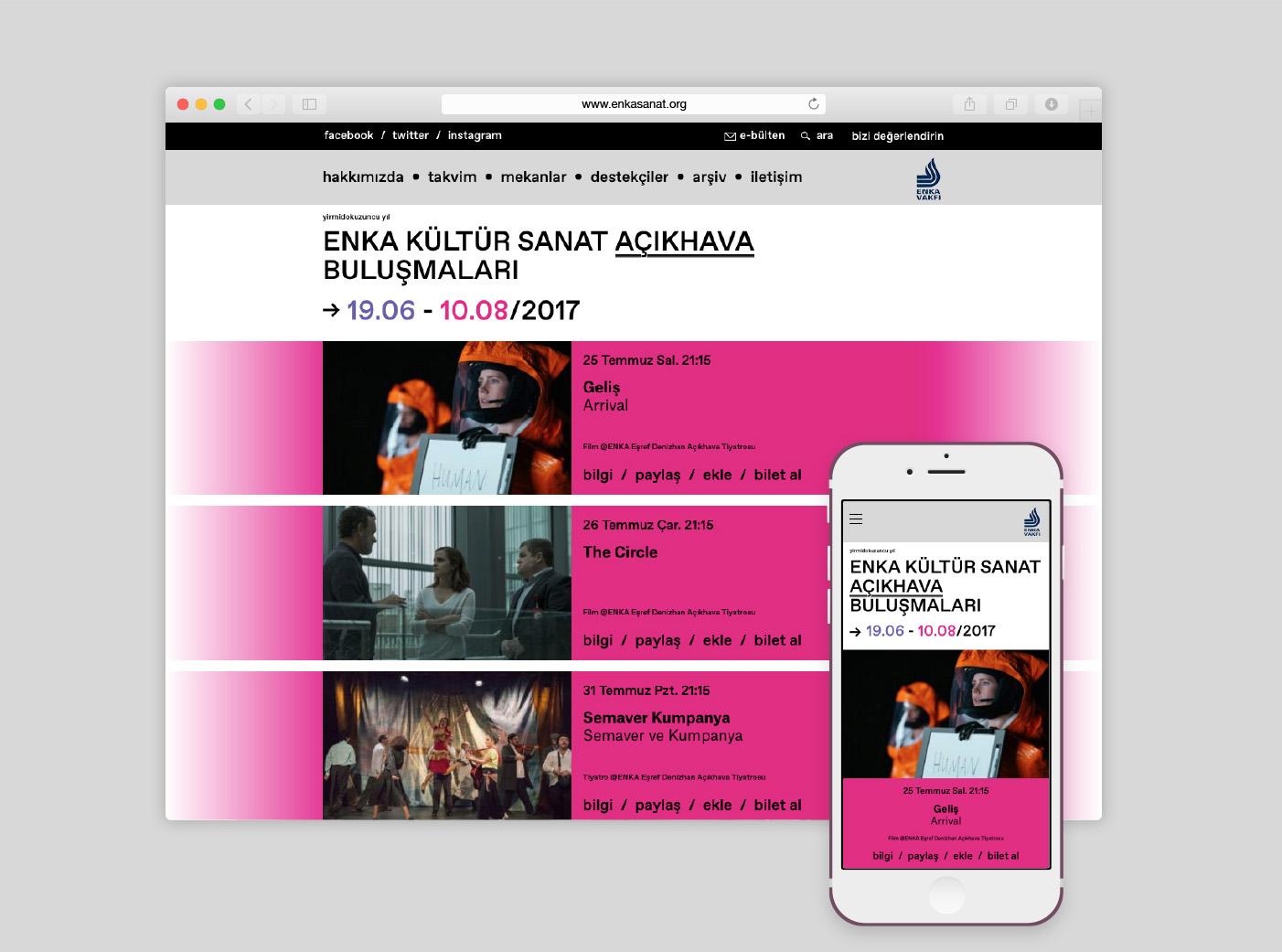 Enka Kultur Sanat Anasayfa
